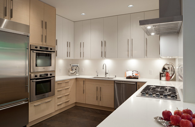 Ladac residence contemporary-kitchen