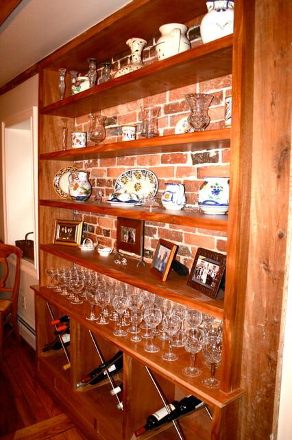 Ladd Street traditional-kitchen