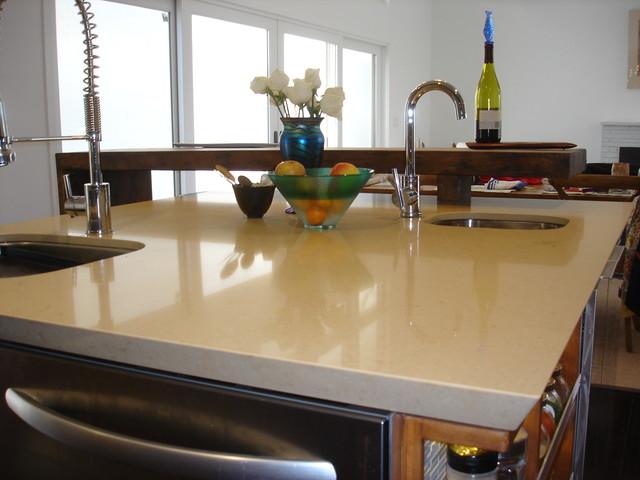 Lafayette EcoHouse contemporary-kitchen