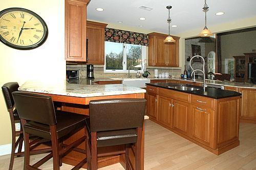 Lafayette Hill, PA - Renovation project - Traditional - Kitchen ...