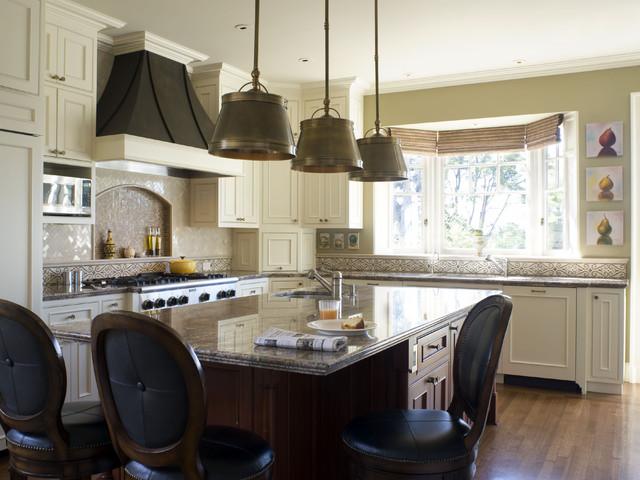 Lafayette House traditional-kitchen