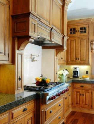 Lafayette Residence traditional-kitchen