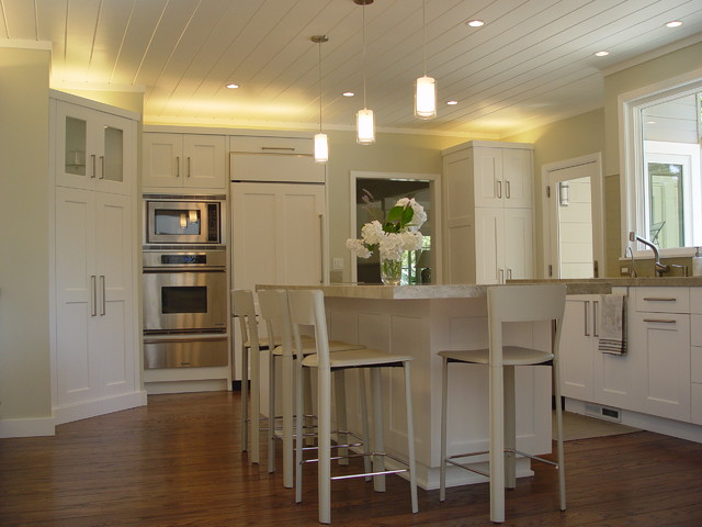 Lafayette Residence traditional-kitchen