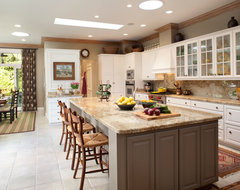 Lafayette Residence traditional kitchen