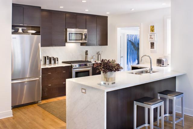 Lafayette Residence modern-kitchen