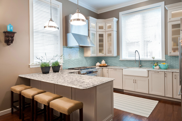 High Quality Lafayette Square Kitchen Remodel Transitional Kitchen