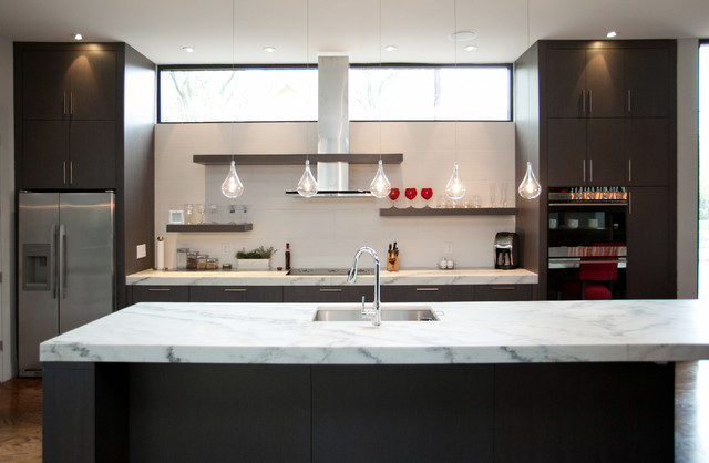 LaFrance Residence Kitchen modern kitchen