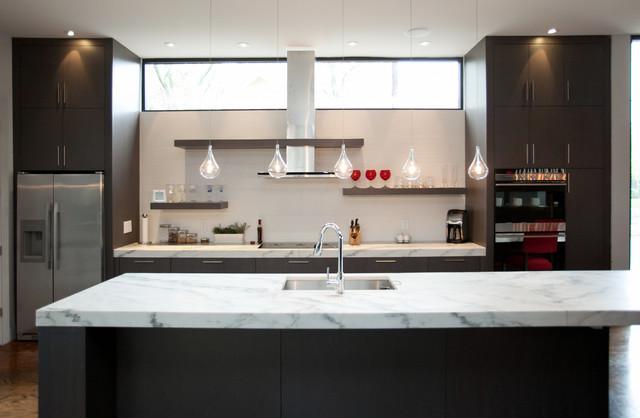 LaFrance Residence Kitchen modern-kitchen