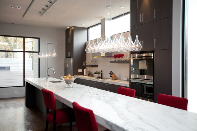 LaFrance Residence Kitchen contemporary-kitchen