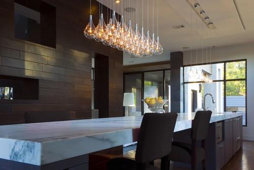 LaFrance Residence modern kitchen