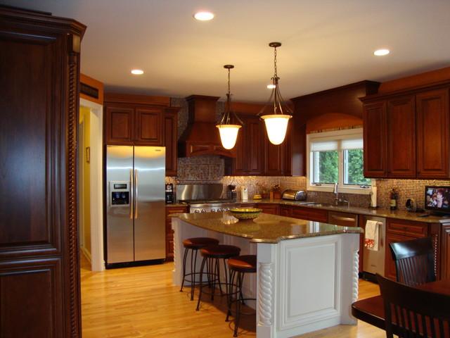 Lag Kitchen Transitional Kitchen Detroit By Latcha Design Group Llc