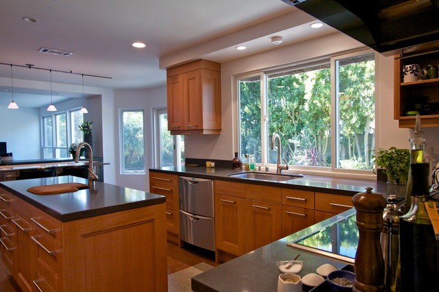 Laguna Beach Chefs Kitchen traditional-kitchen