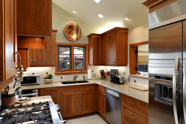 Prober traditional-kitchen