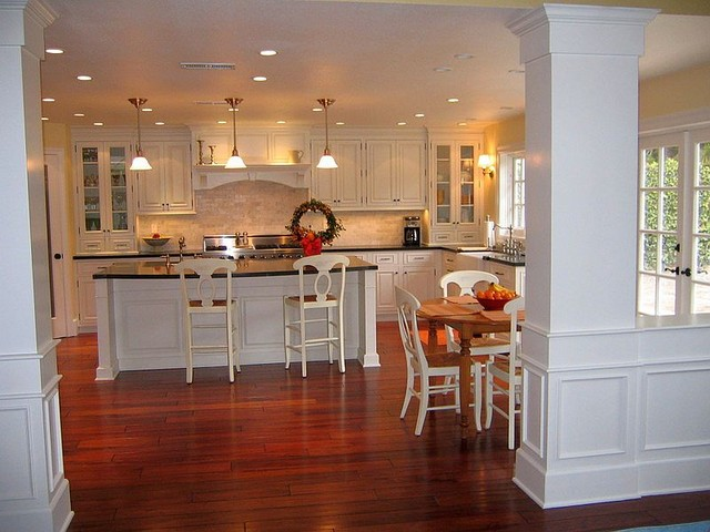 Laguna Niguel traditional kitchen