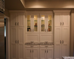 Laird traditional-kitchen