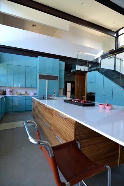 Lake Austin Residence modern-kitchen