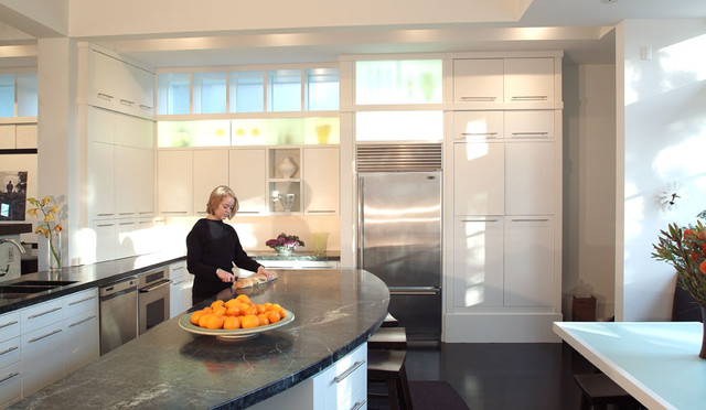 Lake Calhoun Residence contemporary-kitchen