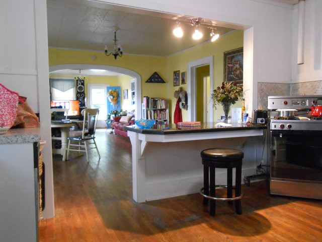 ... Eclectic - Kitchen - New Orleans - by Accessibility by Design, Inc