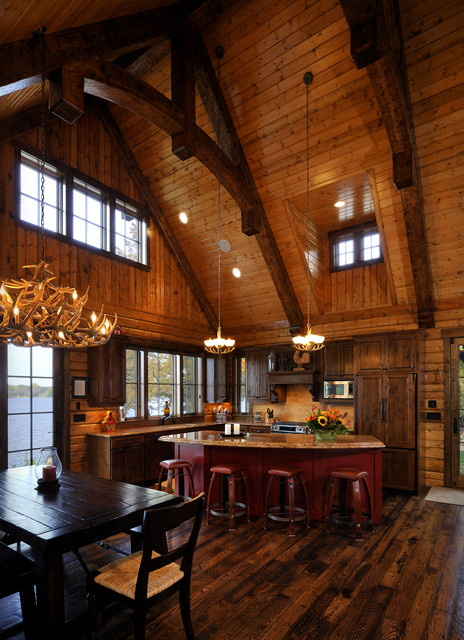 Lake Country Builders kitchen