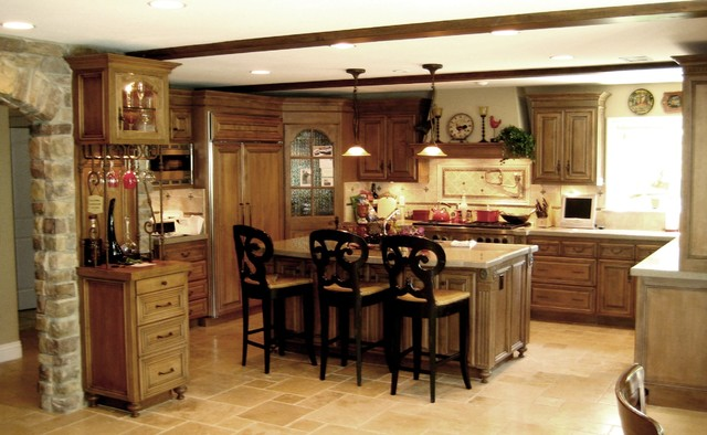Lake Forest CA traditional-kitchen