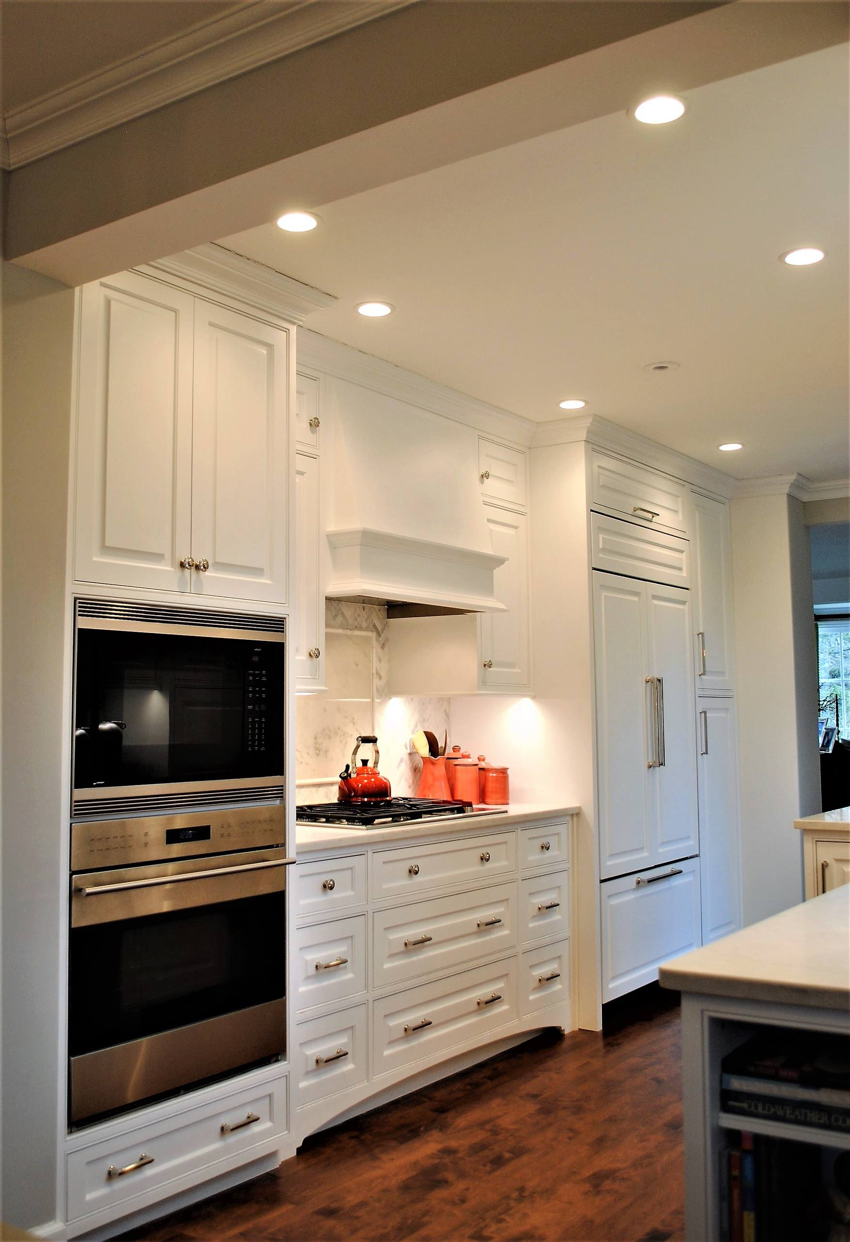 Lake Forest Home - Kitchen