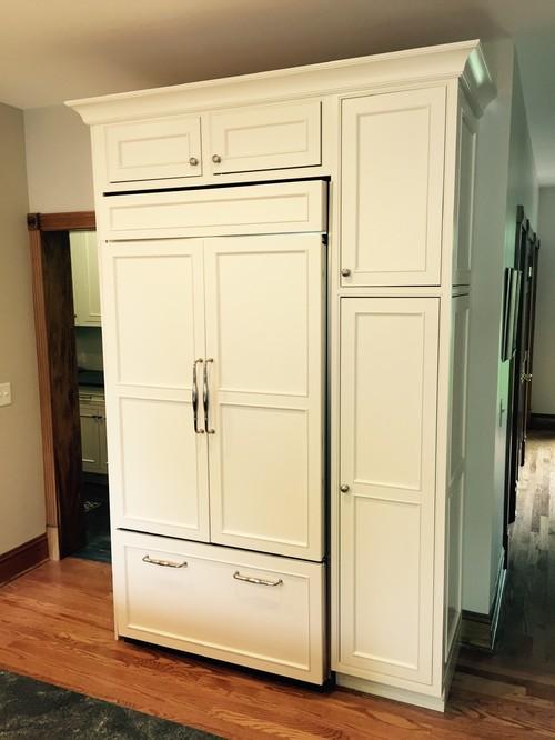 Refrigerators That Accept Cabinet Panels | online information