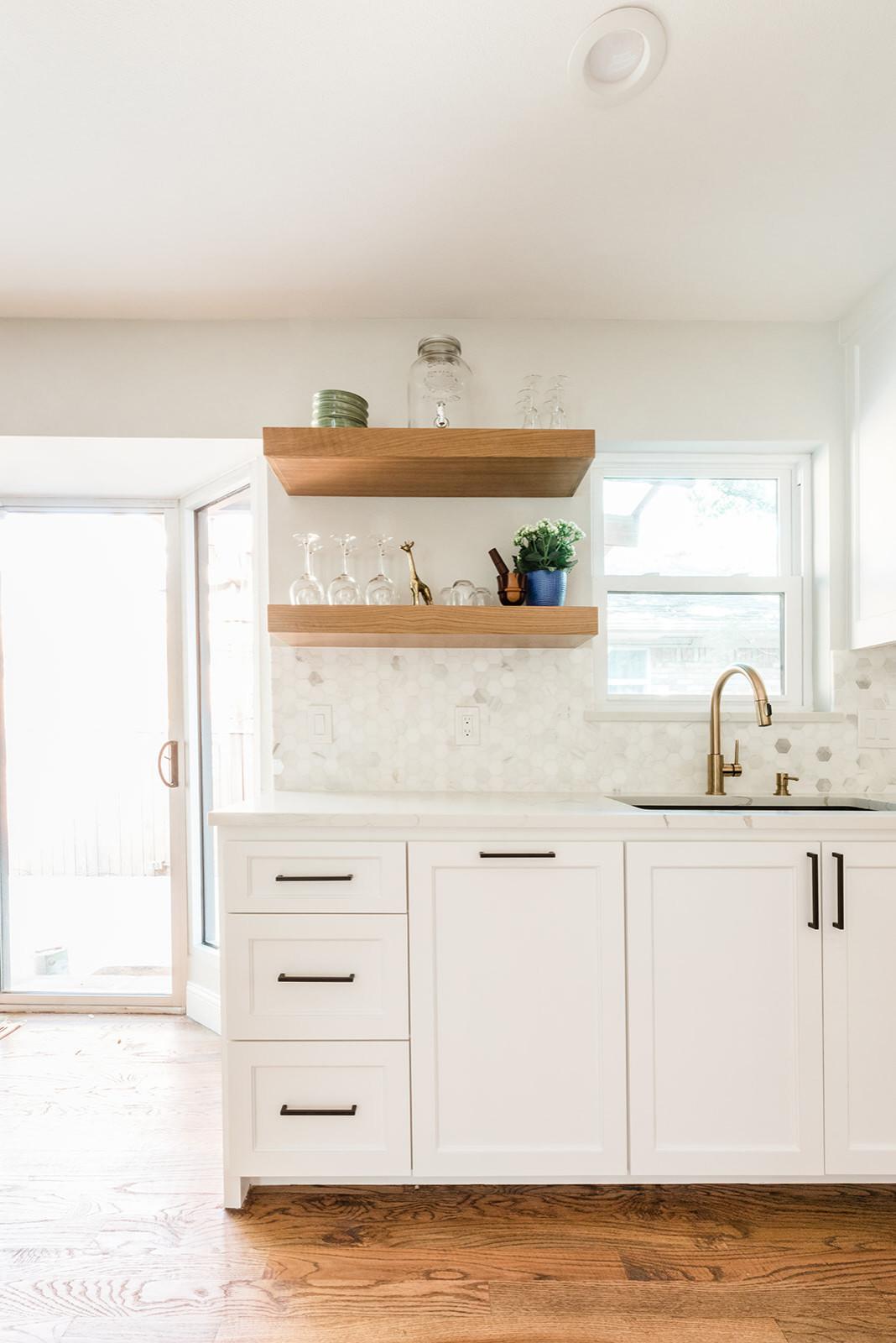Lake Highlands Transitional Kitchen - Raeford