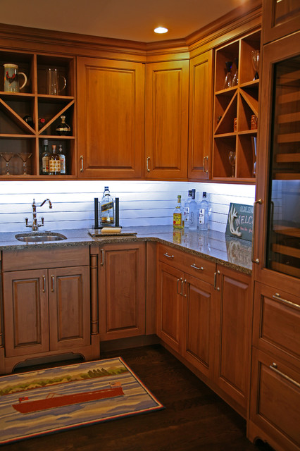 Lake House Kitchen Traditional Kitchen Milwaukee