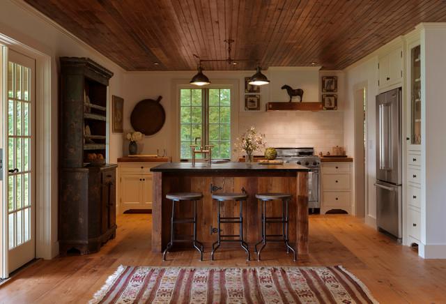 Lake house kitchen rustic kitchen burlington by mb