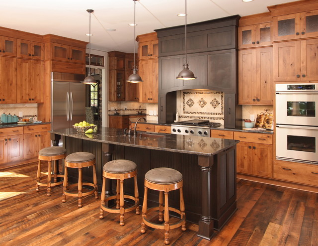 Lake House American Traditional Kitchen Raleigh By Southern Studio Interior Design Houzz