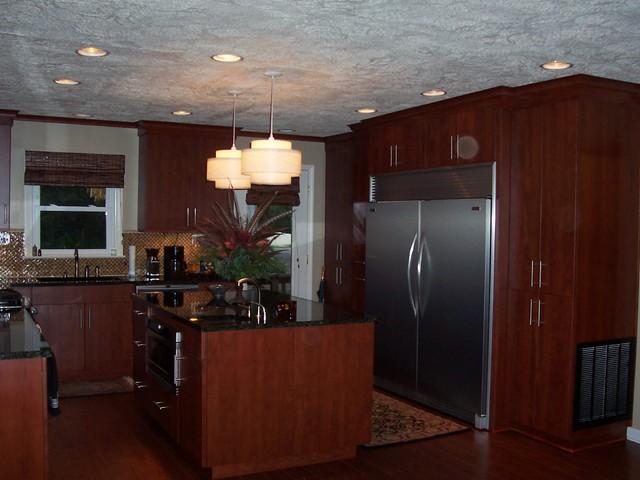 Lake Kitchen contemporary-kitchen