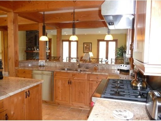 Lake MacLeod Concept Home traditional-kitchen