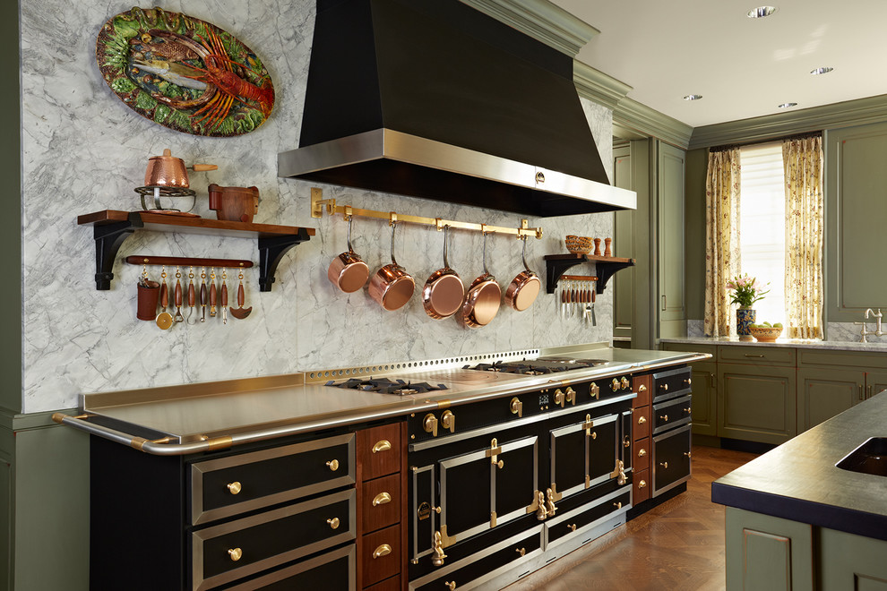 Lake Minnetonka Mn French Kitchen Mediterranean Kitchen Minneapolis By North Star Kitchens