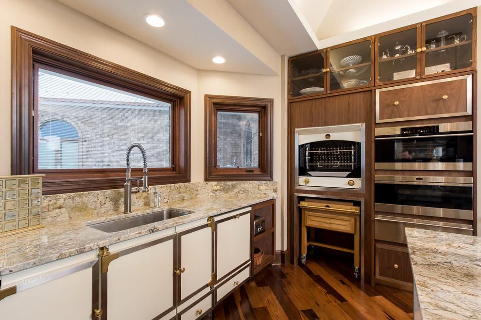 Kitchen - kitchen idea in Minneapolis