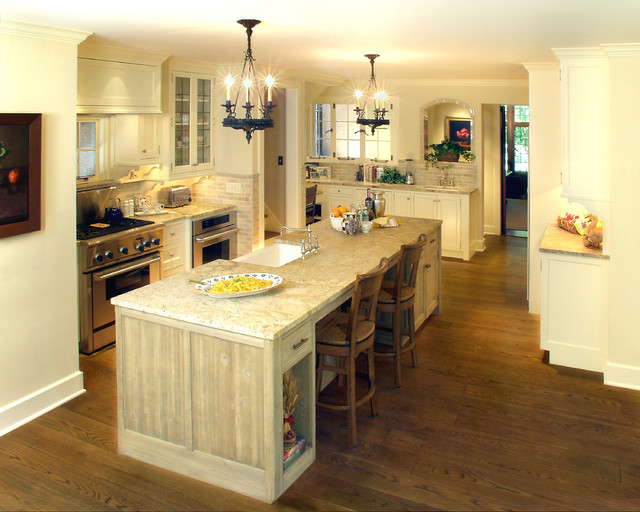 Lake of the Isles Renovation traditional-kitchen