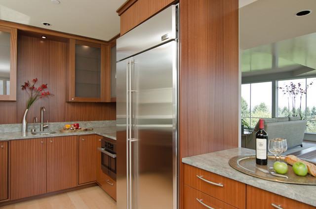 Lake Oswego Modern contemporary-kitchen