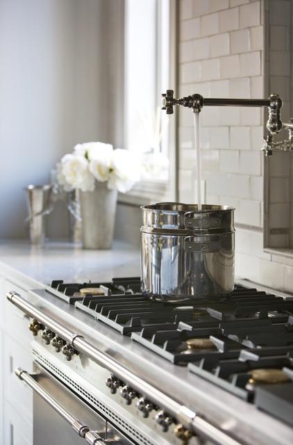 Lake Residence transitional-kitchen
