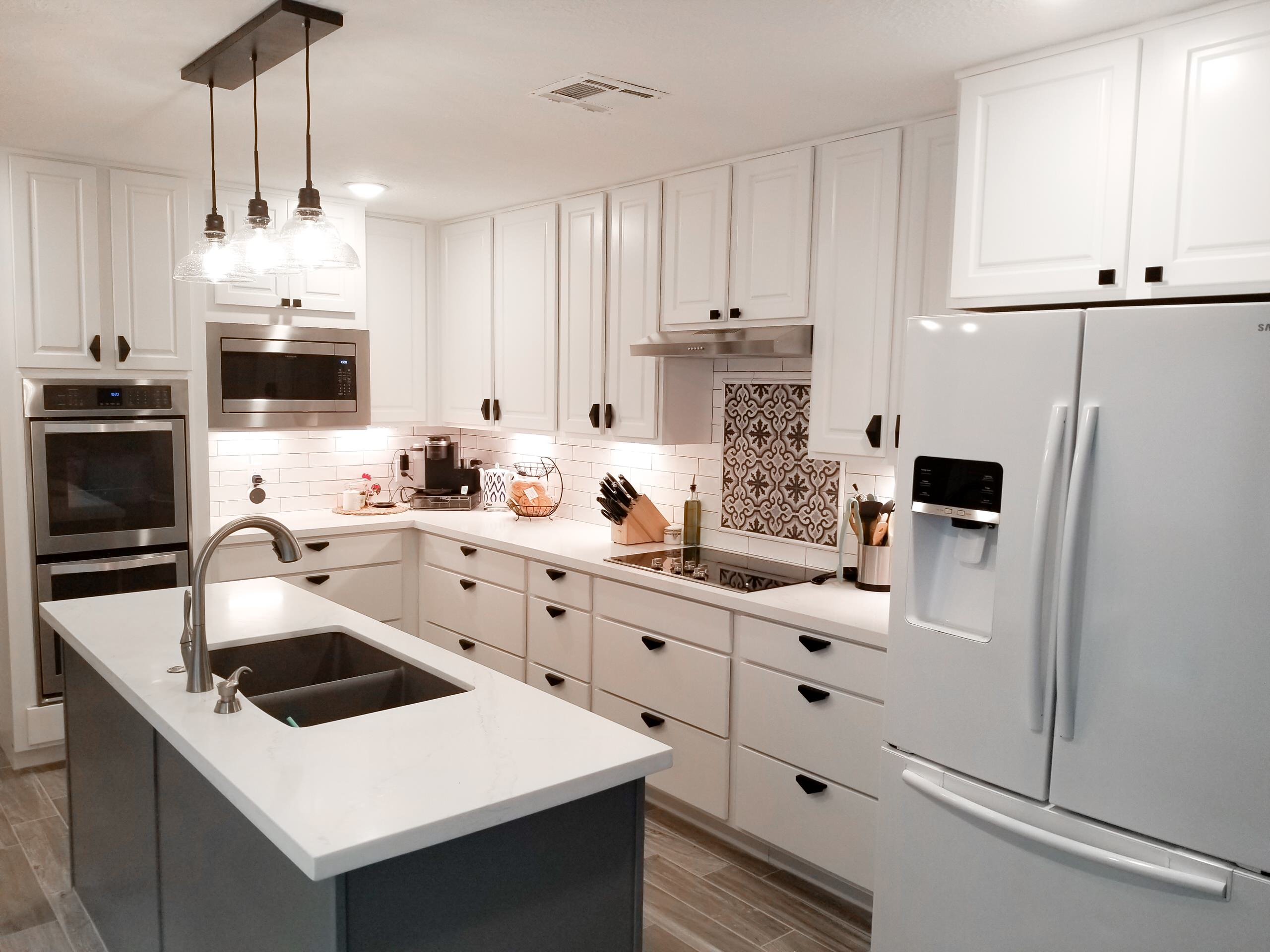 Lake Sherwood Kitchen Renovation