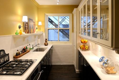 Lake Shore Drive Kitchen