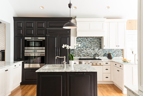 Beautiful kitchen designs for every personality- classic kitchens. Avenue Laurel.