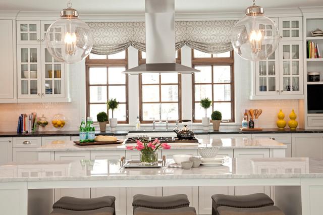 Lake View Luxury Home Transitional Kitchen Home Decorators Catalog Best Ideas of Home Decor and Design [homedecoratorscatalog.us]