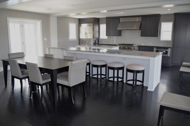 lake contemporary-kitchen