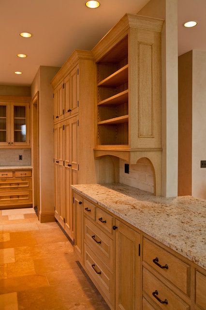 Lakehouse traditional kitchen seattle by seattle custom cabinets - Kitchen designers seattle ...
