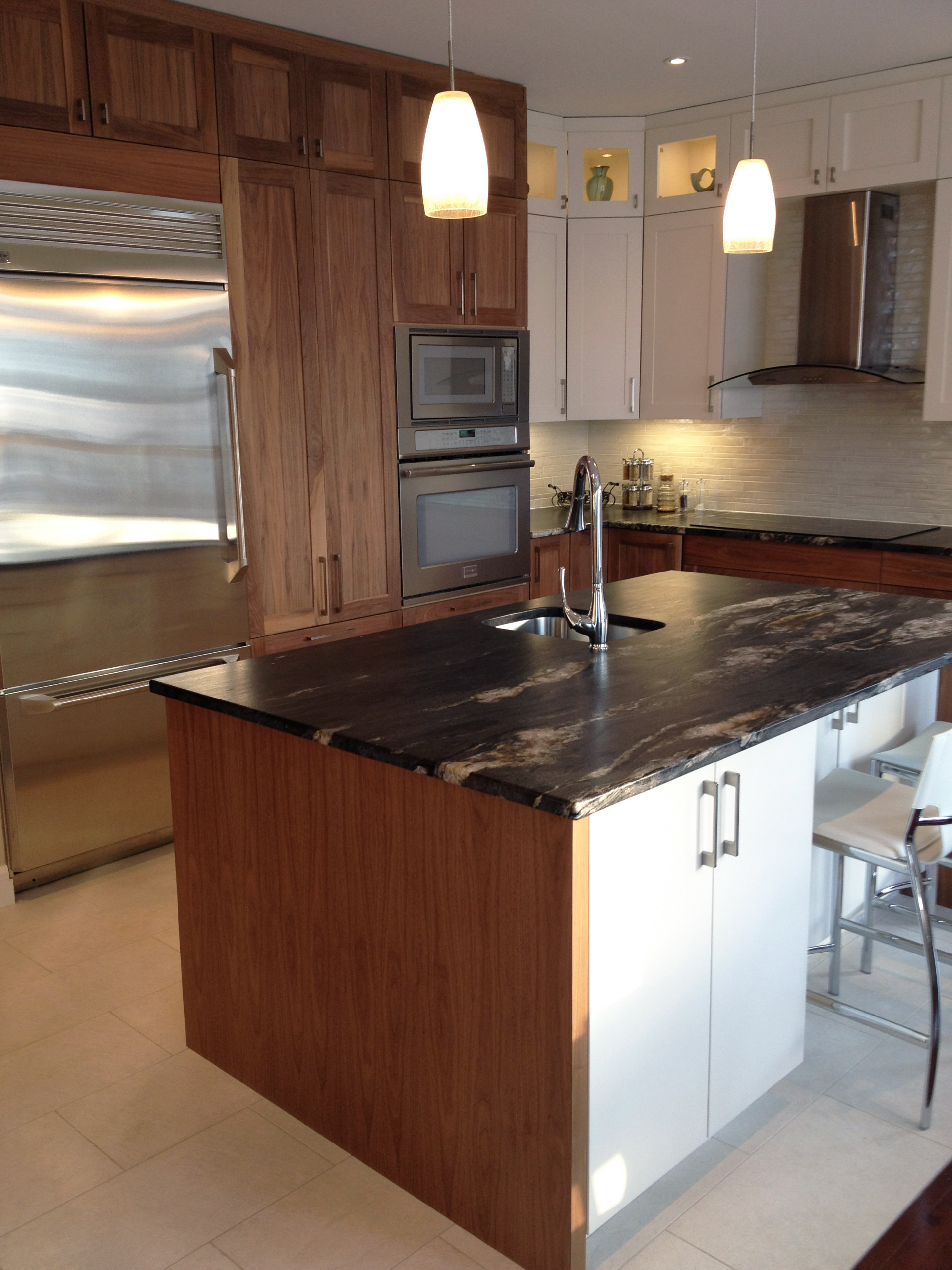 Lakeshore House Kitchen