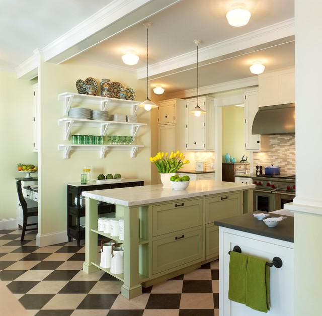 Superior ... Design · Lakeside Family Cottage Beach Style Kitchen ...