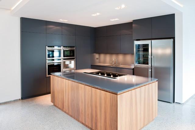 Lakeside Modern Kitchen Other By Hausmann Kitchens