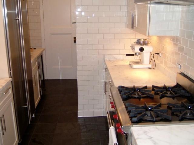 Lakeview Kitchen contemporary-kitchen