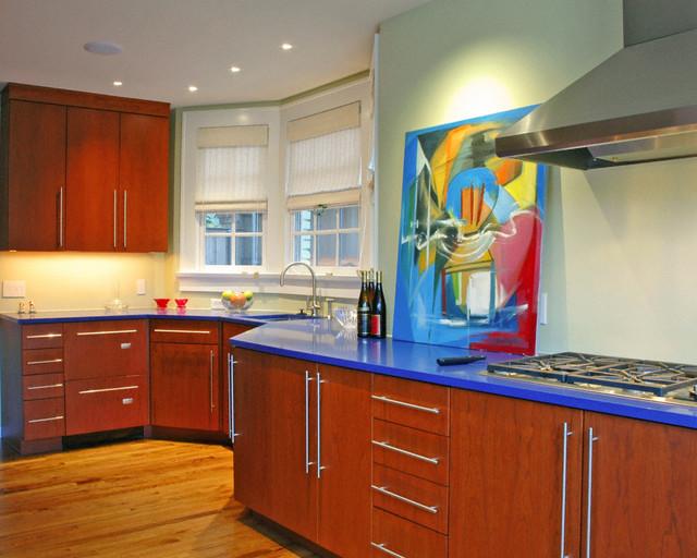Lakewood Kitchen Contemporary Kitchen Dallas By