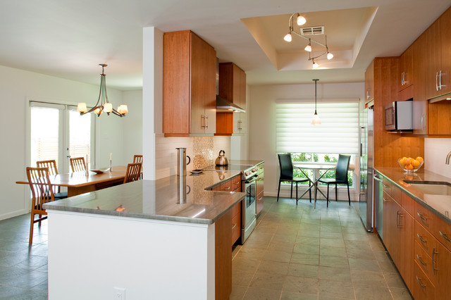 modern kitchen by Dawn Hearn Interior Design