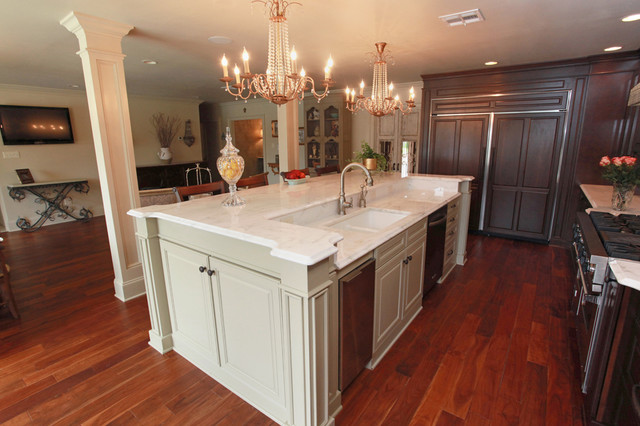 lakewood south traditional kitchen houston by